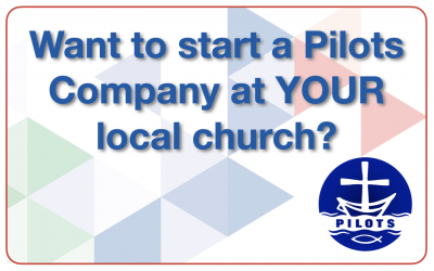 Pilots for your church?