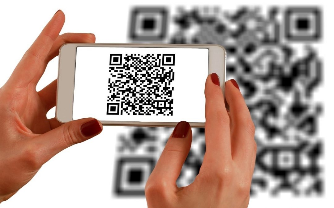 QR Code – Test and Trace