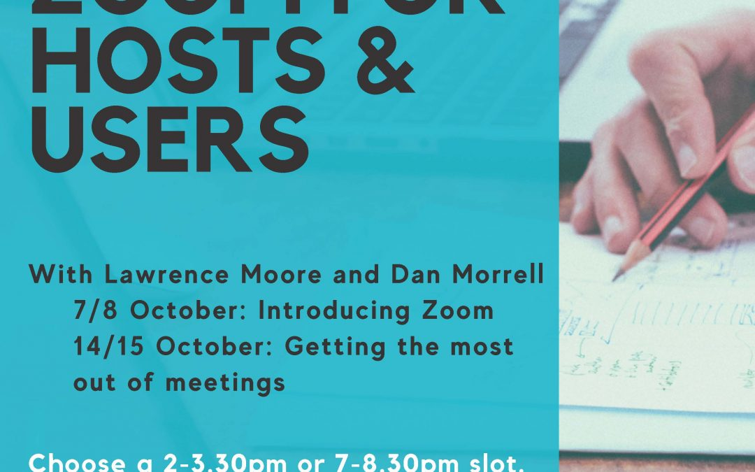 Lessons from Lockdown: using Zoom