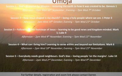 Umoja' – Umoja means unity